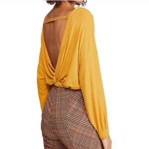 NWT Free People Top M